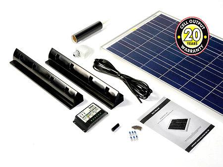Motorhome Campervan Amp Boat Solar Panel Kits For Sale