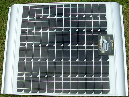 Motorhome, Campervan & Boat solar panel kits for sale. 60wg