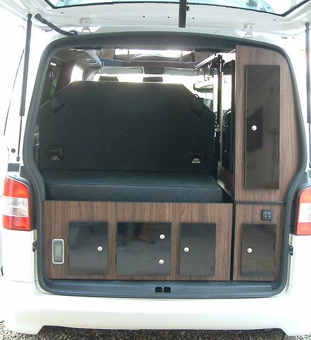 High Spec Vw T5 Campervan Conversion For Sale