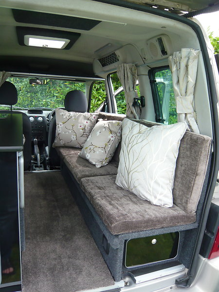 citroen berlingo micro camper campervan. Black Bedroom Furniture Sets. Home Design Ideas