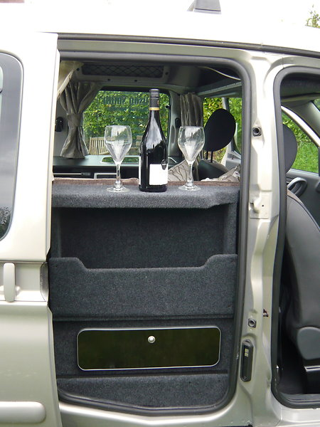 Citroen Berlingo Micro Camper Campervan