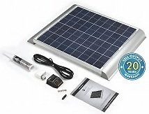 Motorhome, Campervan & Boat solar panel kits for sale. S43